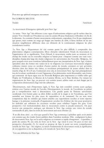 Le post-Nouvel Age - François Favre - Mani, Christ d'Orient ...
