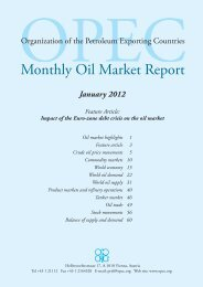 Contents and Data Summary (for web).indd - OPEC
