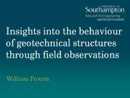 Presentation - Australian Geomechanics Society