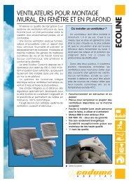 MEP ECOLINE FR XP3.3 - Codumé