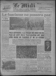 ' SOCIALISTE - Bibliothèque de Toulouse