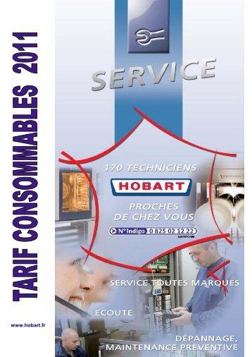 Téléchargez notre catalogue en ligne - Hobart