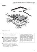 Instructions d'installation - Miele - Page 7