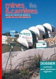 Des galets du Quercy pour l'électrométallurgie - MPM Proceptis