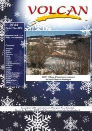 N°64 - Alleyras 43 Capitale en Haut Allier
