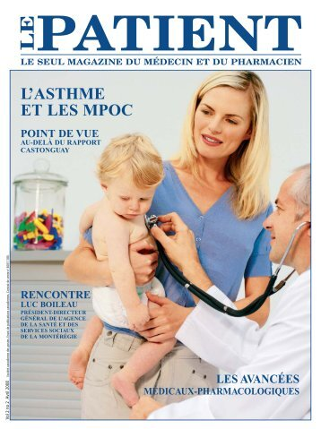 l'asthme et les mpoc point de vue - Le Patient