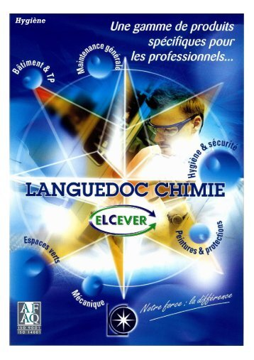Languedoc-chimie