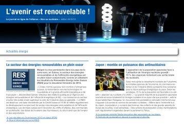 Journal-en-ligne 04/2012 (Septembre) (PDF) - L'avenir est ...