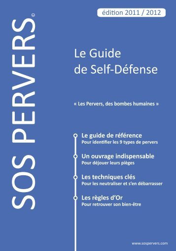 Le Guide de Self-Défense - SOS PERVERS