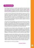 Guía didáctica: Cuentos para mirar el mundo - Page 3