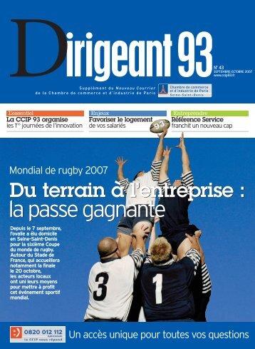 irigeant 93 - CCI Paris Ile-de-France