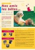 Cohabiter avec nos amis les bêtes - Auvergne Habitat - Page 4