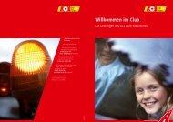 Willkommen im Club - ACE Auto Club Europa ev