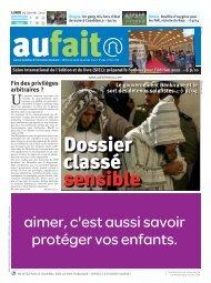 09/01/2012 - Aufait Maroc