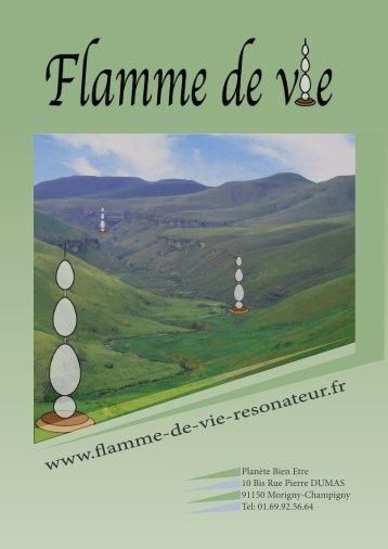 Résonateurs Flamme de Vie - flamme-de-vie-resonateur.fr