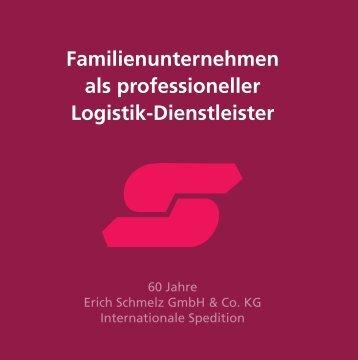 1 9 6 7 b is 1 9 8 2 - Erich Schmelz GmbH & Co. KG