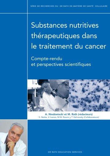 Télécharger le fichier PDF des brochures (547 kB) - Alliance du Dr ...