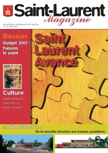Magazine - Saint-Laurent-du-Var