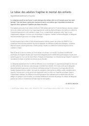NEWS Avril 2011 n°6 - Bienvenue sur le site de l'IRAAT