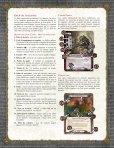 les règles complètes du Seigneur des Anneaux: Le Jeu de Cartes - Page 6