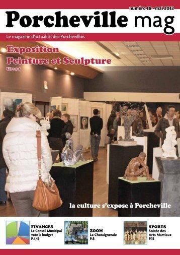 Télécharger le dernier numéro de Porcheville Mag.