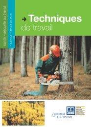7483-Technique de travail - Santé et Sécurité en agriculture