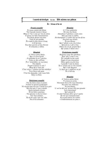 Paroles De Chansons NF.pdf