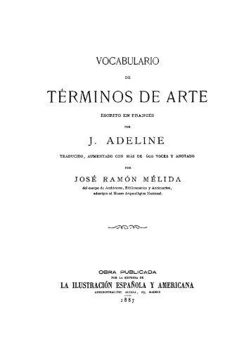 TÉRMINOS DE ARTE - Cehopu