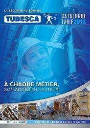 catalogue taRIF2013 - tubesca