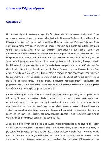 Apocalypse-WK.pdf - Bible En Ligne - Commentaires bibliques