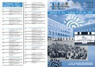 Le Banquet 2003 : Délégués de classe Summit of Joy ... - ARSBSS