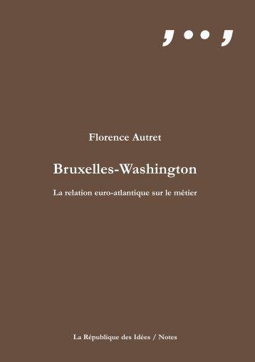 bruxelles - washington.pdf - Theatrum Belli