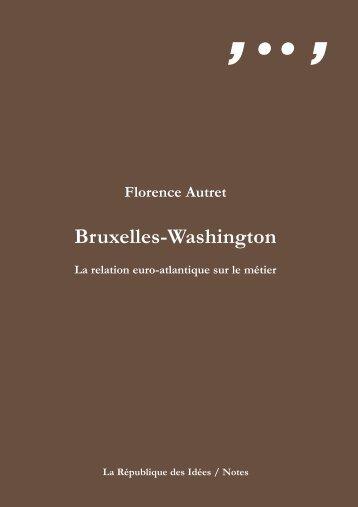 bruxelles - washington.pdf - Theatrum Belli