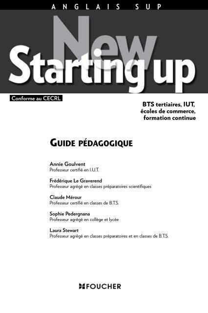 Guide Pedagogique Hachette