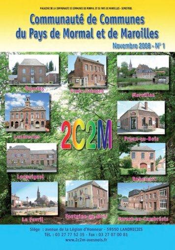 revue 1-12/2008 - 2c2m