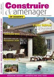 Construire et Aménager n°1 - Charente.pdf - impressions ...