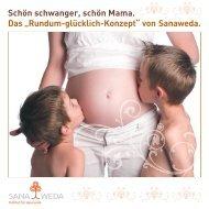 """Schön schwanger, schön Mama. Das """"Rundum-glücklich-Konzept ..."""