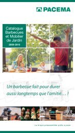barbecues - Wienerberger