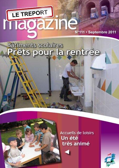 Septembre 2011 - Ville du Tréport