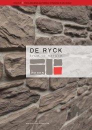 Catalogue De Ryck