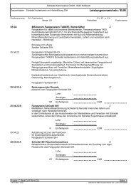 Zusammenstellung (EUR) - Schiedel