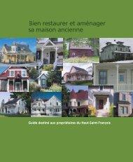 Bien restaurer et aménager sa maison ancienne - CLD du Haut ...