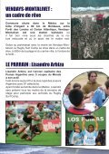 RUGBY SURF CAMP - FFR - Page 3