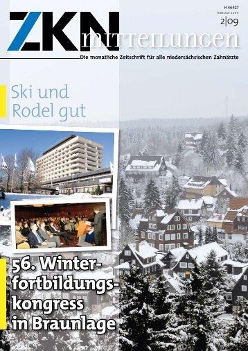 Ski und - Zahnärztekammer Niedersachsen