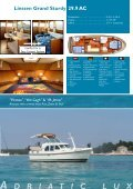Charter bases in Pula, Zadar & Split - Exclusive Charter - Page 4