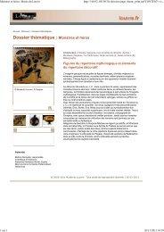 Télécharger le pdf Dossier thématique Monstres ... - Musée du Louvre