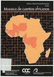 Mosaico de cuentos africanos - Edición bilingüe - ULPGC ...