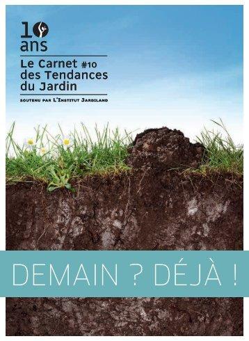 Consultez le Carnet en ligne - Jardiland