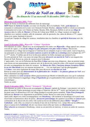 Ouvrir le document PDF associé - Voyages organises en autocar ...