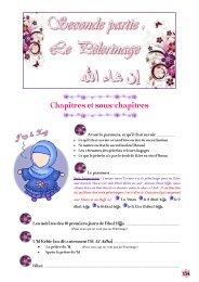 Le hajj expliqué aux enfants partie 2